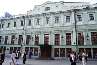 莫斯科藝術劇院(丘光/攝)